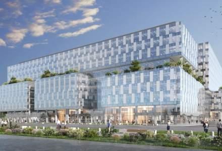One United Properties are in lucru proiecte de spatii de birouri de 150.000 mp, ce cumuleaza investitii de 220 mil. euro