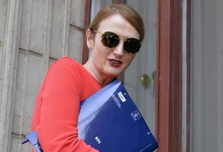 Inspectorii ANI verifica averea uriasa a sefei CSM, Lia Savonea. Ea a incasat 100.000 de euro de la CSM in 2018