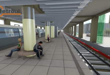 [VIDEO] Cum va arata statia de metrou supraterana care se va construi intre Berceni si Soseaua de Centura?