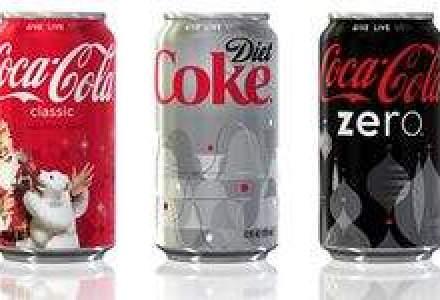 Coca-Cola schimba strategia de marketing pentru a economisi sute de milioane de dolari