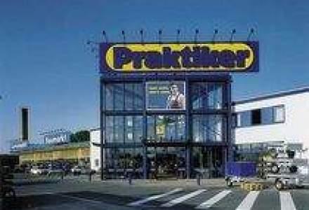 Praktiker a investit 12 mil. euro in al doilea magazin din Iasi