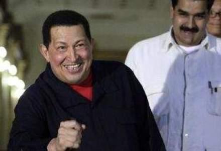 Presedintele venezuelean Hugo Chavez A MURIT