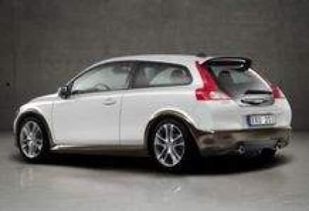 Volvo dezvolta un C30 R de 350 de cai putere