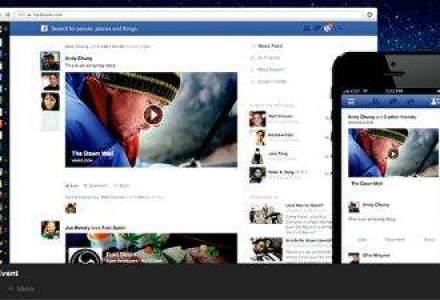 Primele imagini: cum va arata noul Facebook?