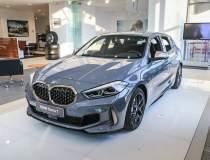 Noul BMW Seria 1 a debutat in...