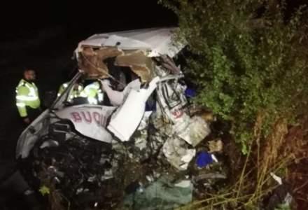 Noi informatii despre victimele accidentului din Ialomita. Sorina Pintea: Tanara de 19 ani este in stare critica