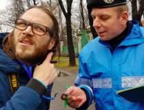 Jurnalistul german amendat la...