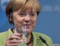Angela Merkel, reactie...