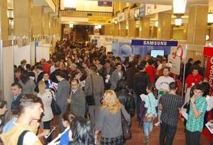 Targul de job-uri Angajatori de Top are loc in perioada 12-13 aprilie