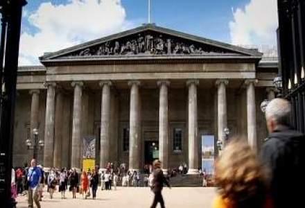 British Museum, cel mai vizitat muzeu britanic in 2012