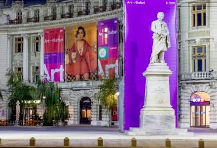 Peste 38.000 de vizitatori la editia din 2019 Art Safari Bucuresti, cu 11% mai mult decat anul trecut