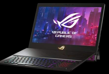 Ce configuratie are laptop-ul de gaming ROG Mothership de 30.000 de lei