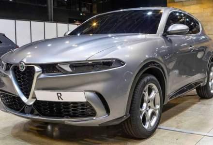 "Primele fotografii cu viitorul Alfa Romeo Tonale au ""scapat"" pe internet: SUV-ul debuteaza in 2020 si va primi si versiune plug-in hybrid"