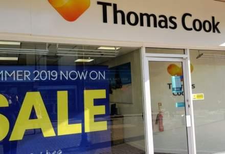 Toate agentiile Thomas Cook din Marea Britane vor fi cumparate de un mare touroperator