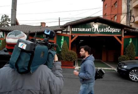 Restaurantele La Cocosatu si La Gil au fost inchise temporar de Protectia Consumatorilor