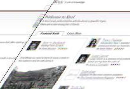 Google lanseaza Knol, un rival pentru Wikipedia