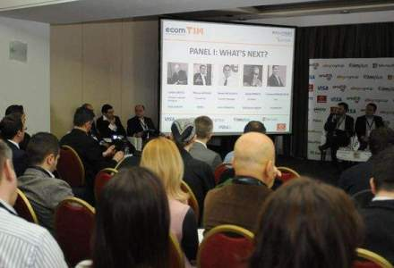 LIVE-BLOGGING de la ecomTIM, cel mai mare eveniment regional de e-commerce
