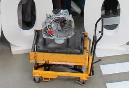 Dacia a produs 1 mil. de cutii de viteze TLx la Mioveni