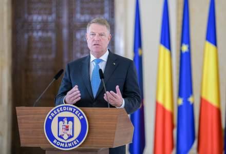 Klaus Iohannis, mesaj in prima zi de campanie oficiala: Prezenta la vot este esentiala pentru o Romanie fara PSD