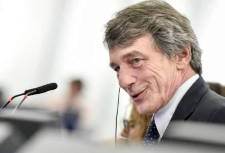 David Sassoli: Viitoarea Comisie Europeana, cel mai probabil la 1 decembrie