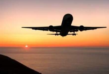 Top 10 companii aeriene care opereaza din Romania dupa varsta flotei