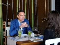 La pranz cu Dragos Anastasiu...