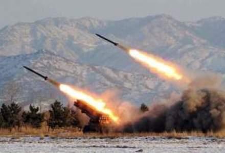 SUA renunta la un tip de rachete in Europa, marindu-si insa protectia fata de Coreea de Nord