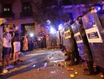 Spania: Noi ciocniri...