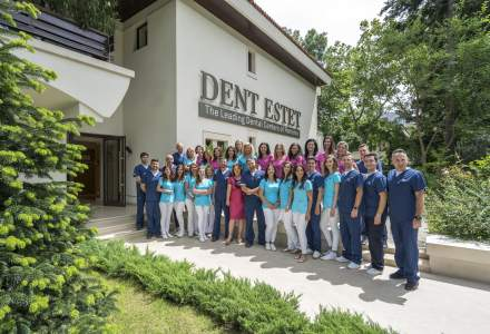 Grupul de clinici Dent Estet, controlat de MedLife, si-a majorat afacerile cu 39% in primul semestru, la 31 milioane de lei