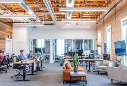 Avantajele birourilor in plan deschis