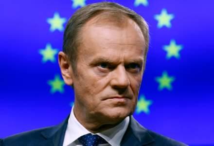 Donald Tusk: Un acord privind Brexitul, asteptat in orele urmatoare