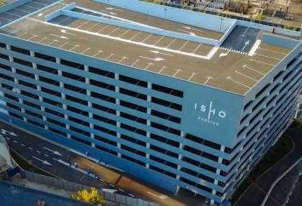 Mulberry Development a dat in folosinta o parcare supraetajata cu 700 de locuri in proiectul imobiliar mixt ISHO din Timisoara