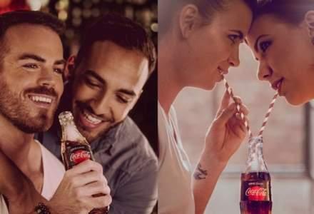 Coca-Cola, amendata in Ungaria pentru o reclama in care apar cupluri de acelasi sex
