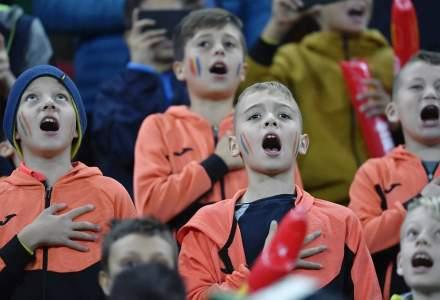 30.000 de copii la meciul Romania - Norvegia. Reactia FRF la acuzele din media
