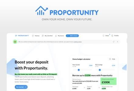 """Proportunity, FinTech-ul romanesc din Londra care ii ajuta pe britanici sa isi ia """"Prima Casa"""", a primit o investitie de 2 milioane de lire sterline"""