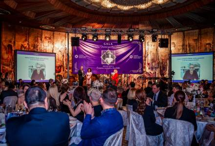 FOTO Gala din Inima pentru Viitor a Fundatiei Regina Maria a celebrat bunatatea, in beneficiul a 4.400 de pacienti sociali