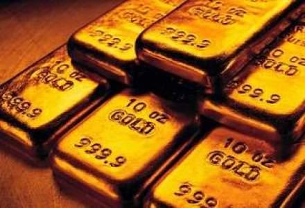 Se intampla cand un stat sufera: pretul aurului CRESTE. Dezastrul din Cipru, in timp real