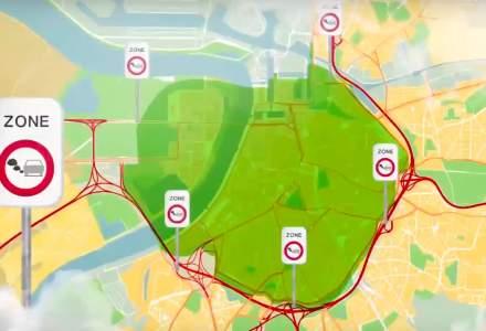 Vignete pentru poluare in marile orase europene versus Bucuresti