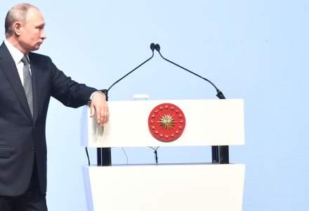 Vladimir Putin il primeste pe Recep Tayyip Erdogan pentru discutii privind Siria, in contextul in care expira armistitiul intermediat de SUA