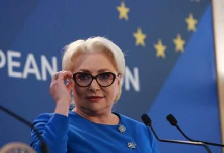Viorica Dancila: MCV ''arata discriminare pentru Romania si Bulgaria fata de celelalte state membre''
