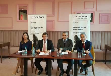 Vista Bank lanseaza o serie de produse dupa o investitie de 3 milioane de euro