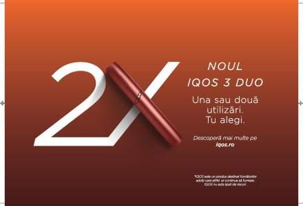 (P) Philip Morris International lanseaza IQOS 3 DUO in Romania