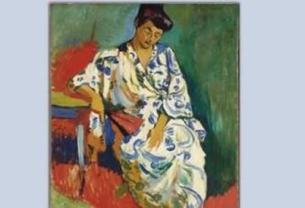 Potretul sotiei pictorului Henri Matisse s-ar putea vinde cu 20 mil.dolari