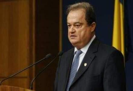 Blaga: Nu cred ca vreodata am fost o piatra de moara pentru Basescu