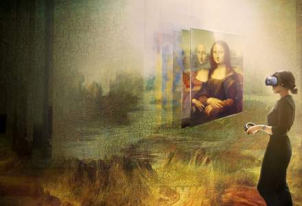 [FOTO] Muzeul Luvru ofera o intalnire tete-a-tete cu Mona Lisa, prin intermediul unei experiente VR