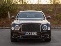 Bentley Mulsanne Speed - Test...