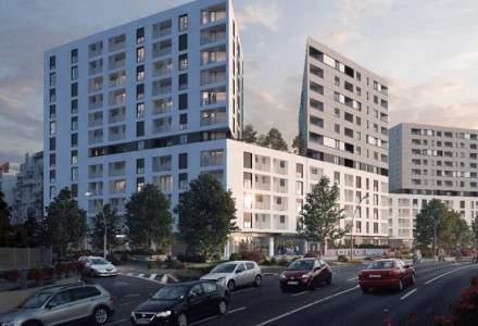 Alber Holding, controlat de aradeanul Alexandru Bercea, a dat startul lucrarilor de constructie la a doua faza din proiectul de locuinte City of Mara