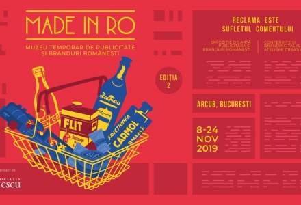 Made in Ro: primul muzeu de publicitate si branduri romanesti se deschide in noiembrie
