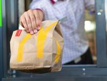 McDonald`s incepe importul de...