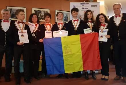 Elevii romani, 7 medalii la Olimpiada Internationala de Astronomie